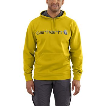 Carhartt Force Extremes Signature Graphic Hooded Sweatshirt #102314-705